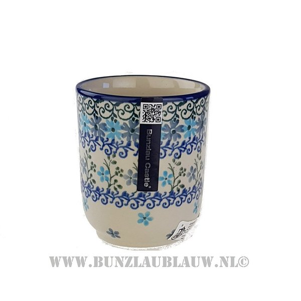 Bunzlau Castle tumbler 150 ml Garland